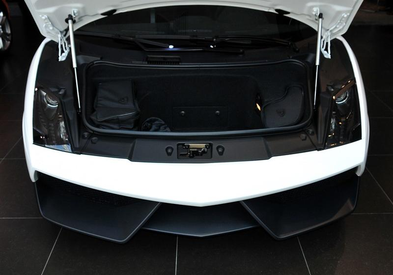 2011款 LP 570-4 Superleggera